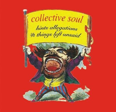 COLLECTIVE SOUL - Hints Allegations & Things Left Unsaid - CD
