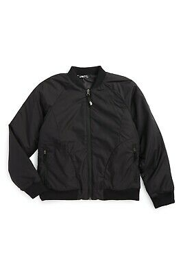 861a607ab NWT THE NORTH Face Rydell Bomber Jacket Big Girls ZINFANDEL Size M ...