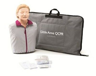 Electronic Anne Adult QCPR Training Manikin NEW, Connect to your iPad