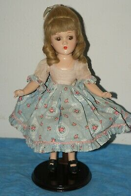 """GORGEOUS! Vintage 14"""" Madame Alexander Tagged Madelaine Composition Doll"""