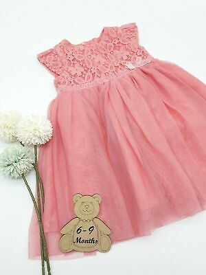 6 - 9 Months Old  - Baby Girl Clothes -Multi Listing -Build Your Own Bundle