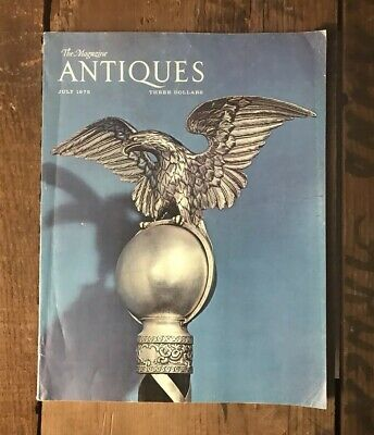 The Magazine ANTIQUES July 1975