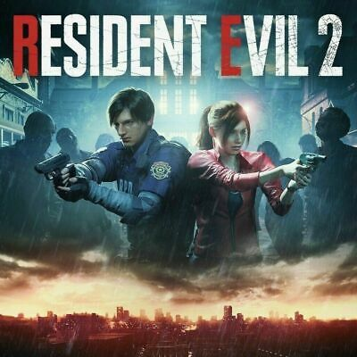 Resident Evil 2 PC remake 2019 Steam offline + free bonus pc games
