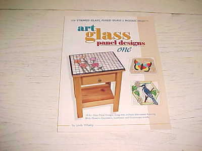 Art Glass Panel Designs One Book Linda Whaley Stained Glass Fused Glass Mosaic
