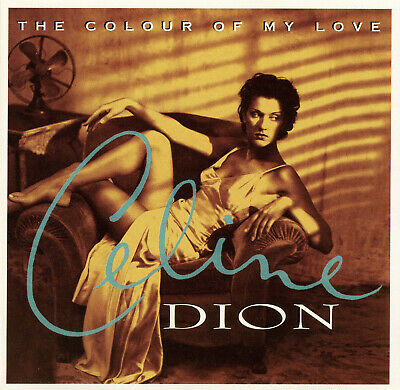 Celine Dion: The Colour of My Love (CD)