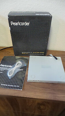 Olympus Pearlcorder Microcassette System 2000 Telephone Control Module Model TC1