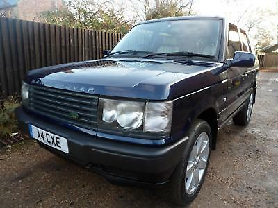 Land Rover Range Rover 2.5 DT auto County diesel 4x4 P/X Welcome
