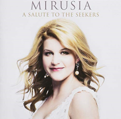 Mirusia-A Salute To The Seekers Cd Nuovo