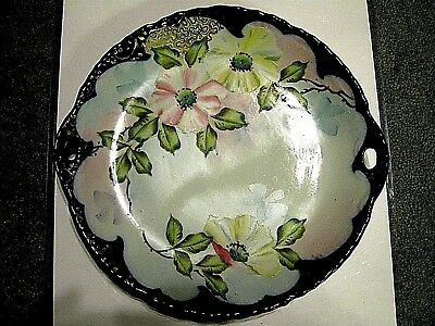 Antique Nippon Te-Oh Handpainted Bowl/Plate