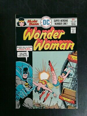 Wonder Woman #217 DC Comics May 1975 Bronze Age Giant Size Issue VG 4.0 20% OFF!