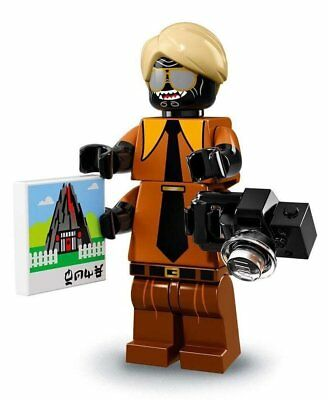 LEGO 71019 Minifig Minifigure n° 15 Flashback Garmadon Série Ninjago Movie NEUF