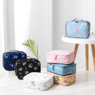 Professional Large Makeup Bag Cosmetic Bag Makeup Case Lady Mini Travel Portable
