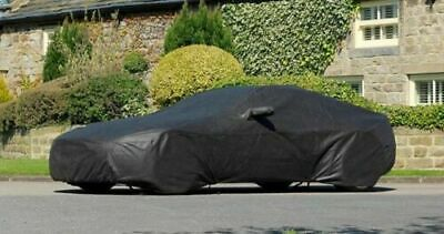 Jaguar XJS Coupe Outdoor Tailored, Breathable CUSTOM Car Cover - Black / Grey