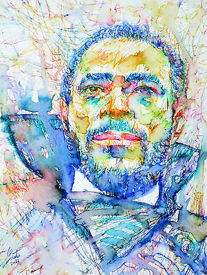 MARVIN GAYE portrait  - ORIGINAL  PAINTING - ONE of a KIND! soul funk jazz music