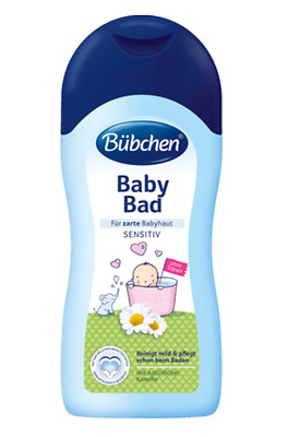 Bubchen Washing & Shower cream. 1000 ml The best for baby skin.