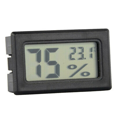 Mini LCD Hygrometer Humidity Thermometer Temperature Meter Tester Indoor FY-11