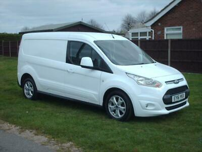Ford Transit Connect 1.6TDCi L2 Limited