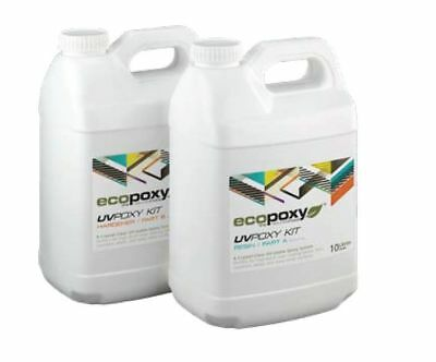 ECOPOXY UVPOXY 20 L KIT (Approximate US 5 gallons)