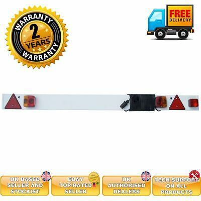 6ft TRAILER BOARD TRAILER LIGHTING BOARD WITH 10M CABLE AND FOG LAMP