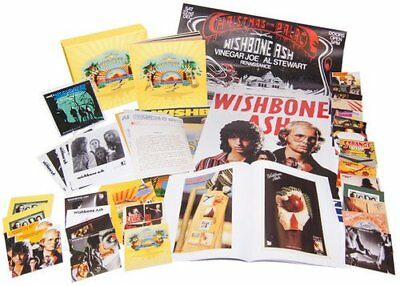 Wishbone Ash 'Vintage Years 1970 1991' Limited Edition Box Set (New CD)