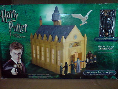Harry Potter And The Order Of The Phoenix Hogwarts The Great Hall Very Last1 New