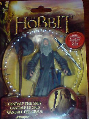 The Hobbit - An Unexpected Jouney -Gandalf The Grey Action Figure New Last1 Rare