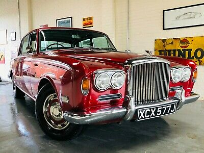 1971 Bentley T1 - Regal Red - Stunning Colour Combination, 3 Owners