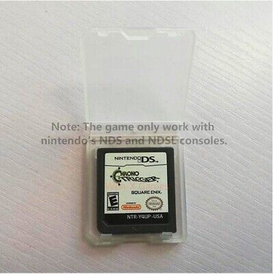 Chrono Trigger USA Version Game Cartridges for NDS NDSL