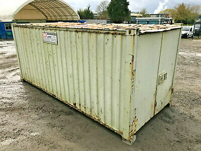 21ft x 8ft - Storage Container | Shipping Container | Steel Store |High Security