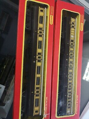 Model Trains Passenger Cars The Cheapest Price Tri-ang Hornby R27 Gwr Ex Caledonian Coach