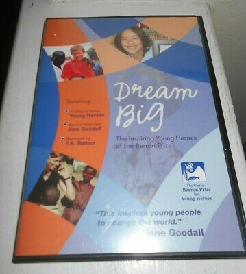 Dream Big;  Inspiring Young Heroes Of The Barron Prize DVD free Shipping