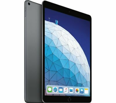 "APPLE 10.5"" iPad Air (2019) - 256 GB, Space Grey - Currys"