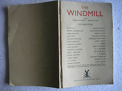 The Windmill Literary Magazine-Issue 2-1945