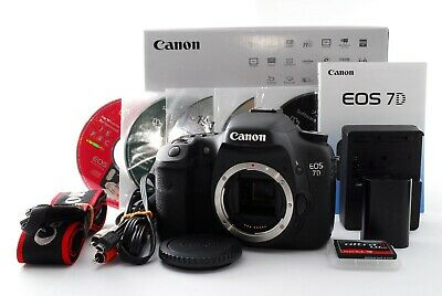 Canon EOS 7D 18.0MP Digital Camera Body [Exc-] from Japan