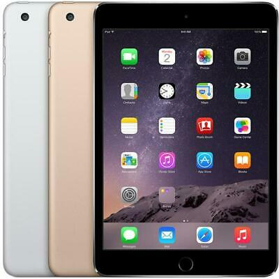 Apple iPad Mini 3 - 16GB/32GB/64GB - Gray, Silver, Gold (Wi-Fi) - 7.9in - Tablet