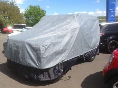 EXTRA DEEP Landrover Defender 90 SWB Stormforce PLUS Outdoor Car Cover - NEW