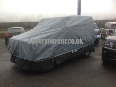 Landrover Series 1 - 3 SWB Stormforce PLUS EXTRA DEEP Outdoor Car Cover - NEW