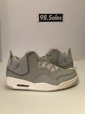 new products d5aec d9d43 Nike Jordan Men s Jordan Courtside 23 Grey Fog Reflect Silver Basketball  Size 9