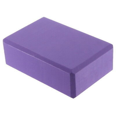 2Pcs Pilates Yoga Block Foaming Foam Brick Exercise Fitness Stretching AidF#1 Yoga & Pilates