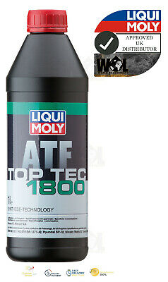 Liqui Moly Top Tec ATF 1800 Automatic Transmission Oil 1L 3687
