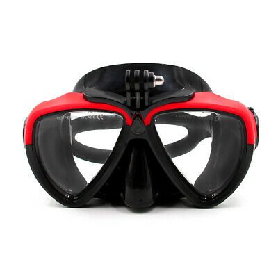 Professional Underwater Camera Diving Mask Face Glasses Mount Goggles for GoPro