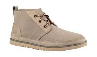 d408b3def15 UGG NEUMEL UNLINED Leather Chukka Men's Boots (Size 10) Pumice ...