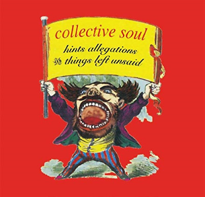 Collective Soul-Hints Allegations And Things Left Uns (Uk Import) Cd New