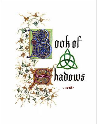 Charmed book of shadows 315 pages  (PDF file)