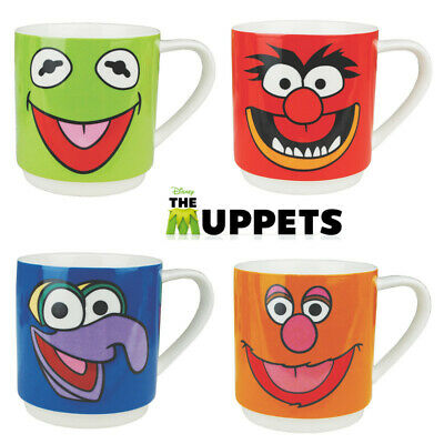 Tasses Empilables Muppets - Neuf