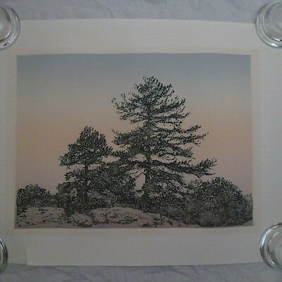 JACK WILLIS LIMITED EDITION ETCHING  Hand Signed, Titled & Numbered