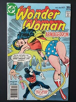 Wonder Woman #236 DC Comics October 1977 Bronze Age! FN/VF 7.0 20% OFF!