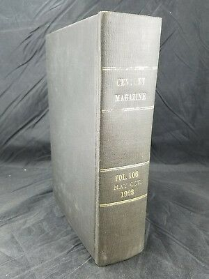 The Century Illustrated Monthly Magazine May 1923 - Oct 1923 Vol. LXXXIV or 106