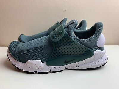 super popular 6930e dfd00 Nike Sock Dart SE Mens Trainers Olive Green White UK 8 EUR 42.5 833124 302