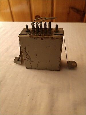 Western Electric 23a Equalizer Coil